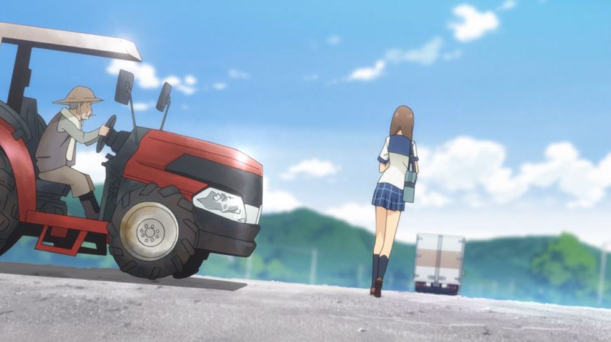 Tractor not a truck! | Notable Interesting Examples | An introduction to Isekai Anime