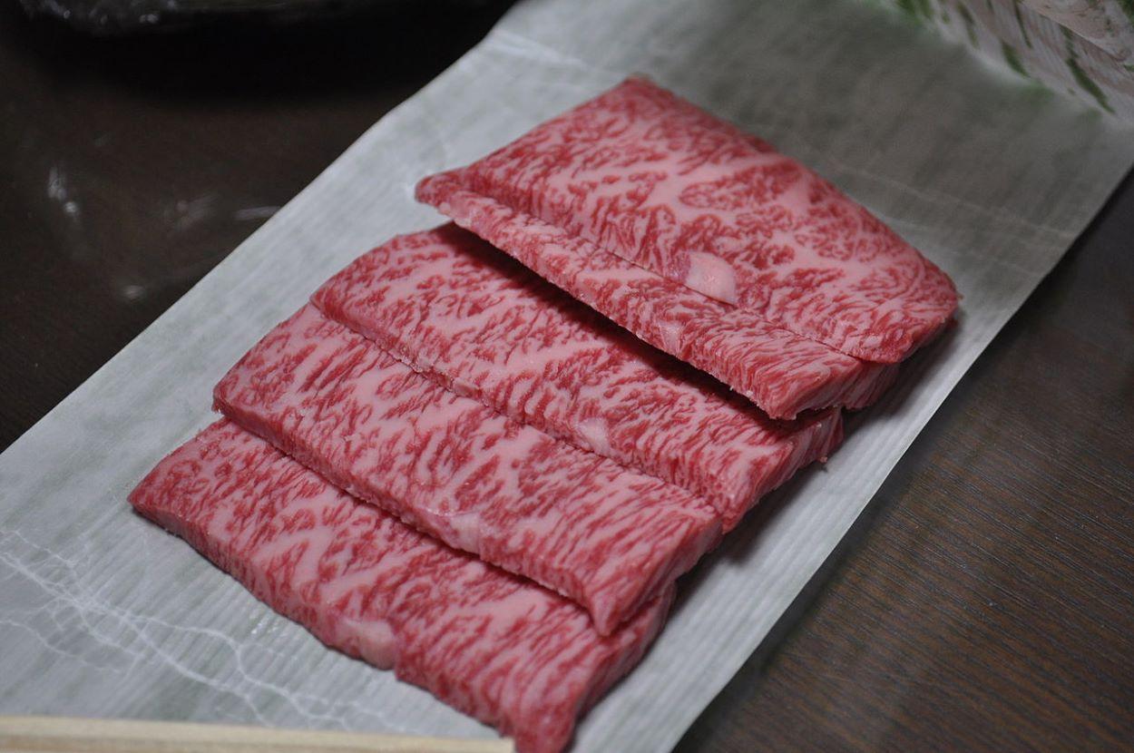 Sliced Matsusaka beef | Finding Real Wagyu | Wagyu Beef