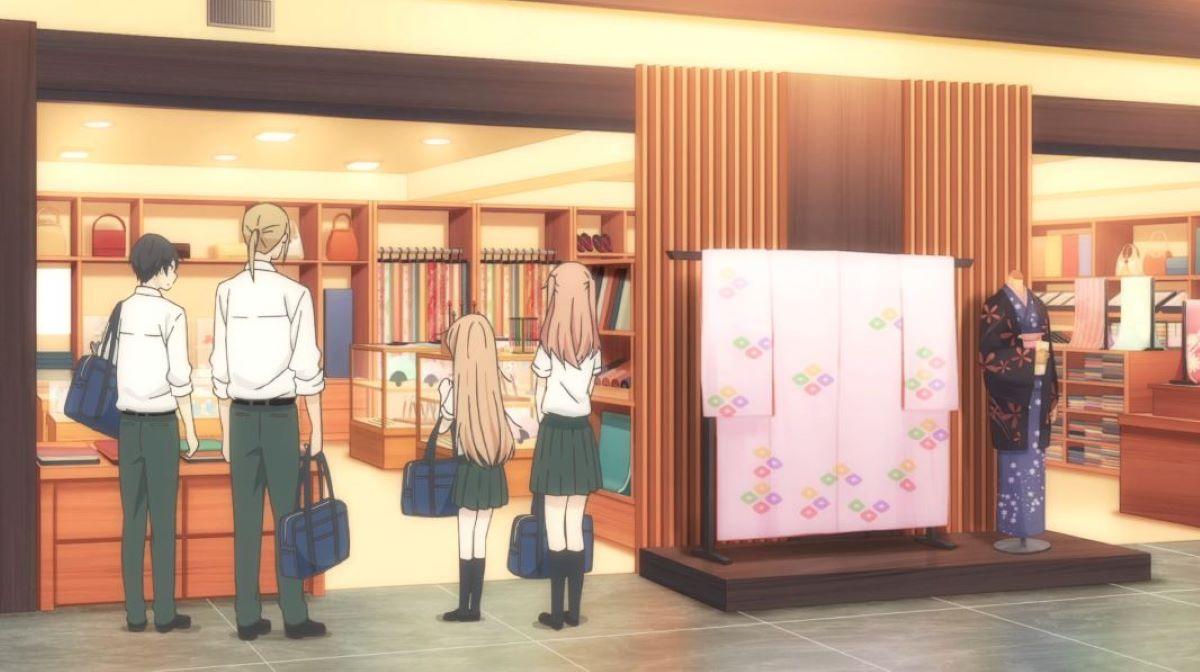 Shopping for summer festival yukata | Accessories | Kimono, Yukata and Hakama