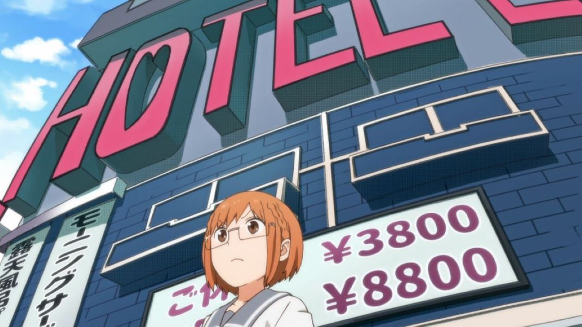 Chio accidentally finds herself in a love hotel parking lot | What is a Love Hotel? | Love Hotels