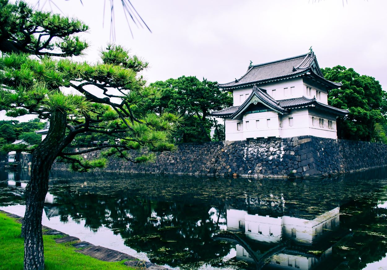 The Imperial Palace in Tokyo | Imperial Transition in 2019 | What is Golden Week?