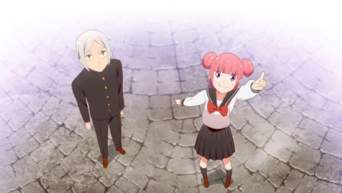Satsuki explaining the joys of astronomy to Yuuki | Tsuredure Children | Anime Shorts to Make You Smile