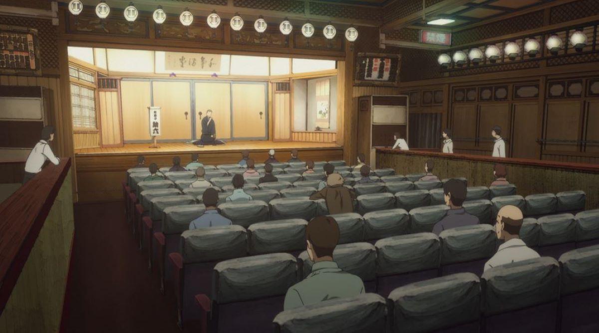 The rakugo theatre | History | What is Rakugo?