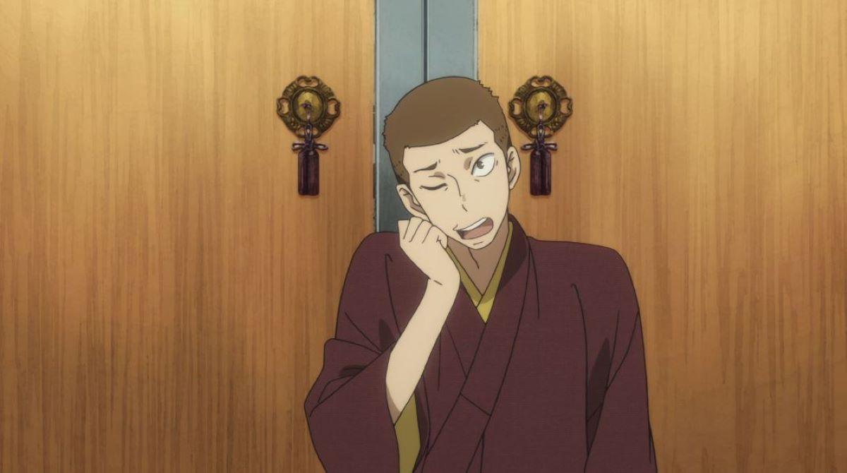 Yotarou showing his range of facial expressions during a rakugo performance | Rakugo in Modern Times | What is Rakugo?