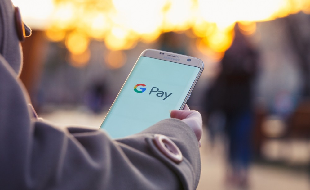 types of payment methods google pay