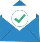 Email verified icon