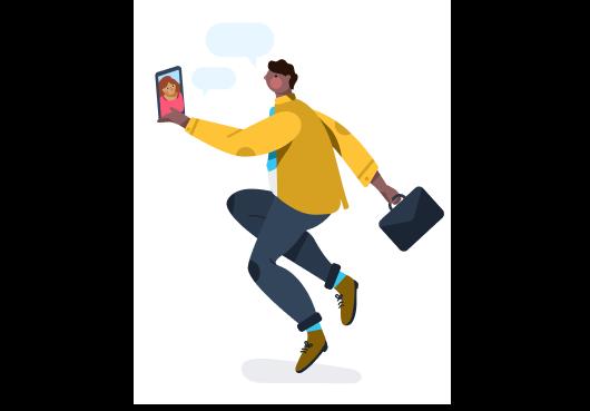 Sales inquiry icon