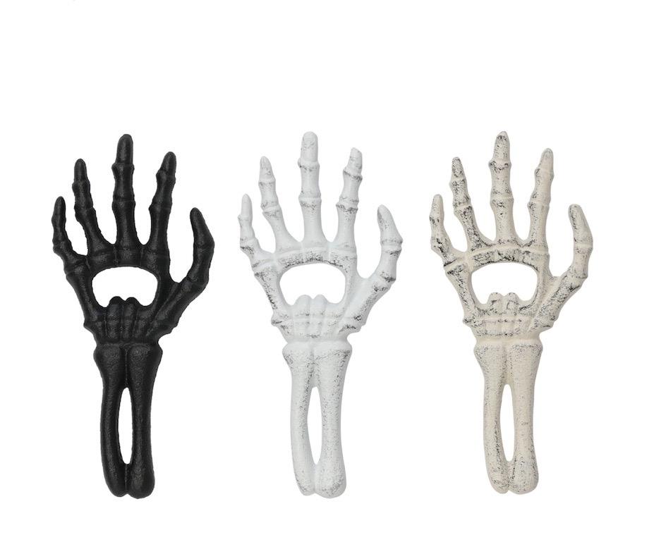 Assorted Skeleton Hand Bottle Opener