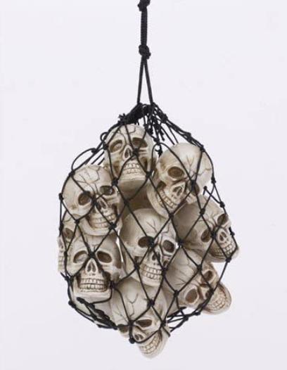 Assorted Bag of Skull Heads