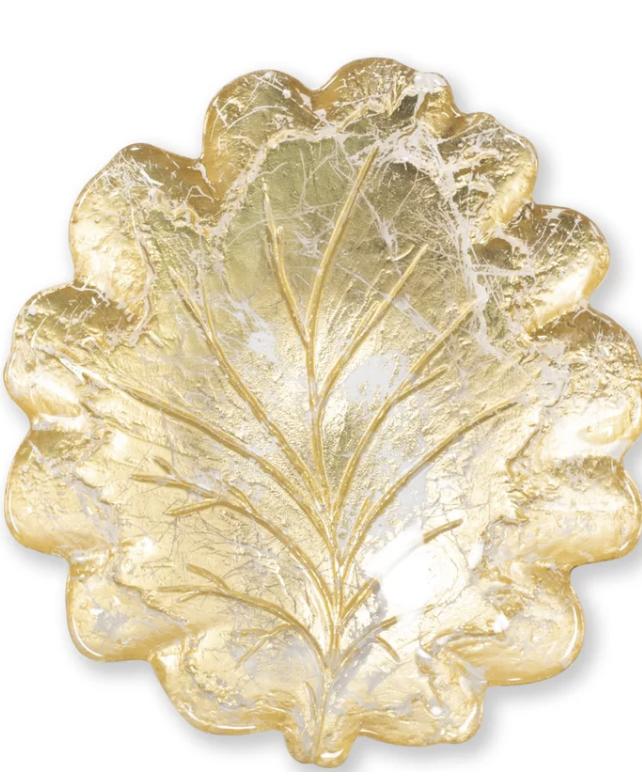 Fall Leaf Plates