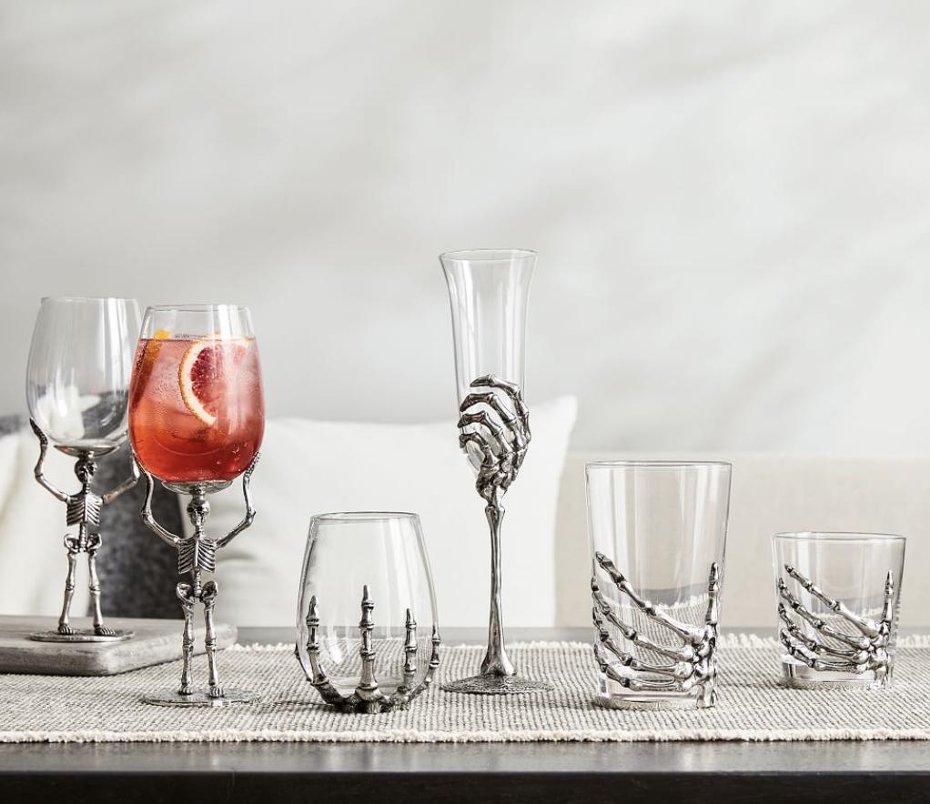 Skeleton Drinkware Collection