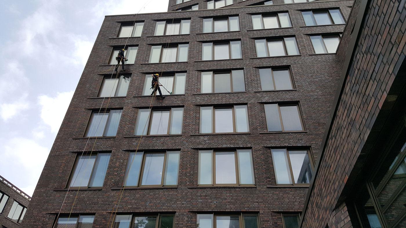Industriekletterer & Höhenarbeiter Hamburg