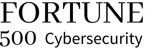 Fortune 500 Cybersecurity Logo
