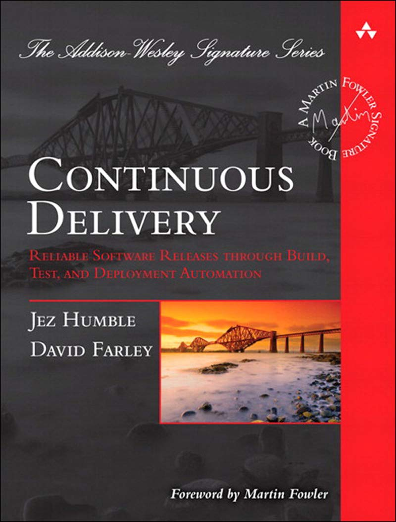 Continuous Delivery Jez Humble