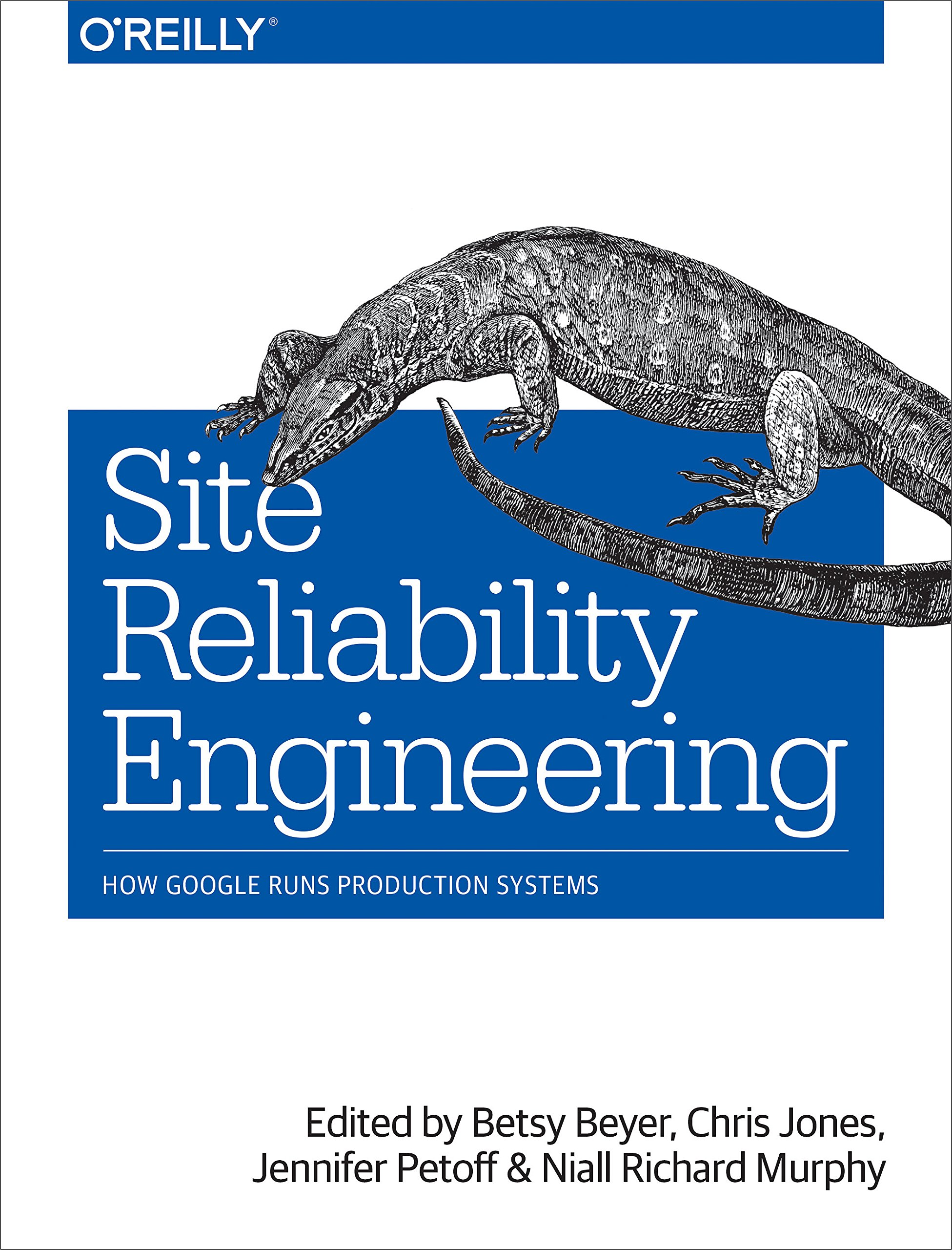 Site Reliability Engineering Book