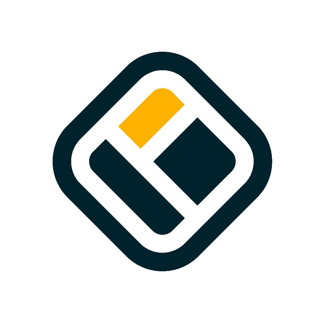 Walls.io logo icon light background
