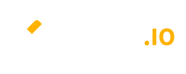 Walls.io logo dark background