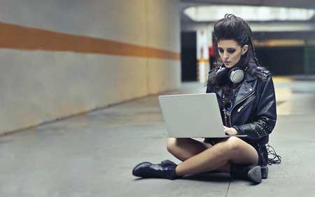 Yamaha social media for online shop