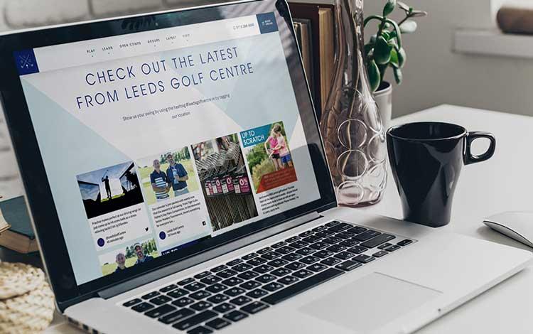 social media feed website embed tool for agencies
