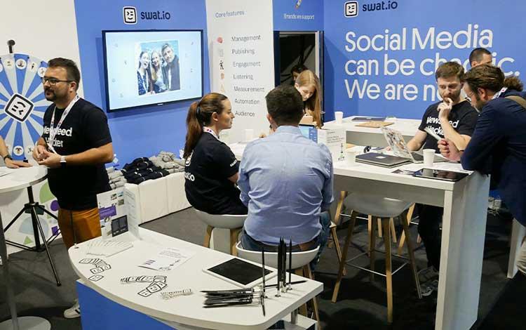 social media aggregator for agencies event social walls