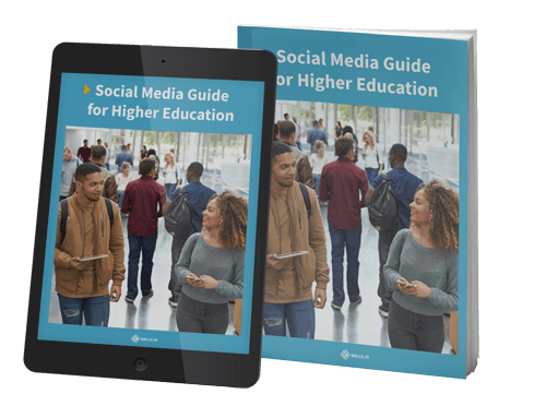 the ultimate guide to social media for higher education ebook