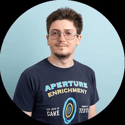Daniele, Full Stack Developer