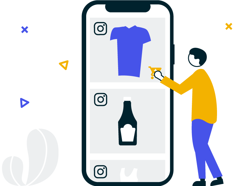 Promote your products  embedding an Instagram feed on your website