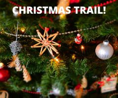 x christmas trail