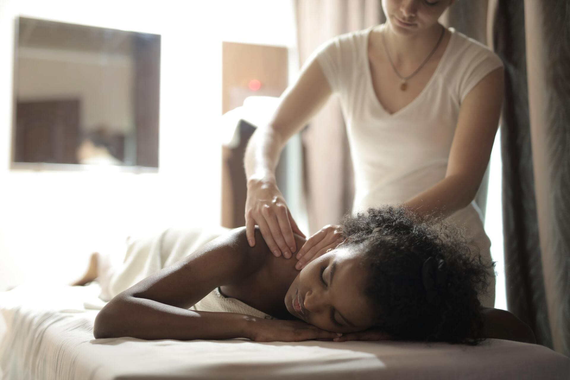 Massage Men Massage Therapy in The Woodlands