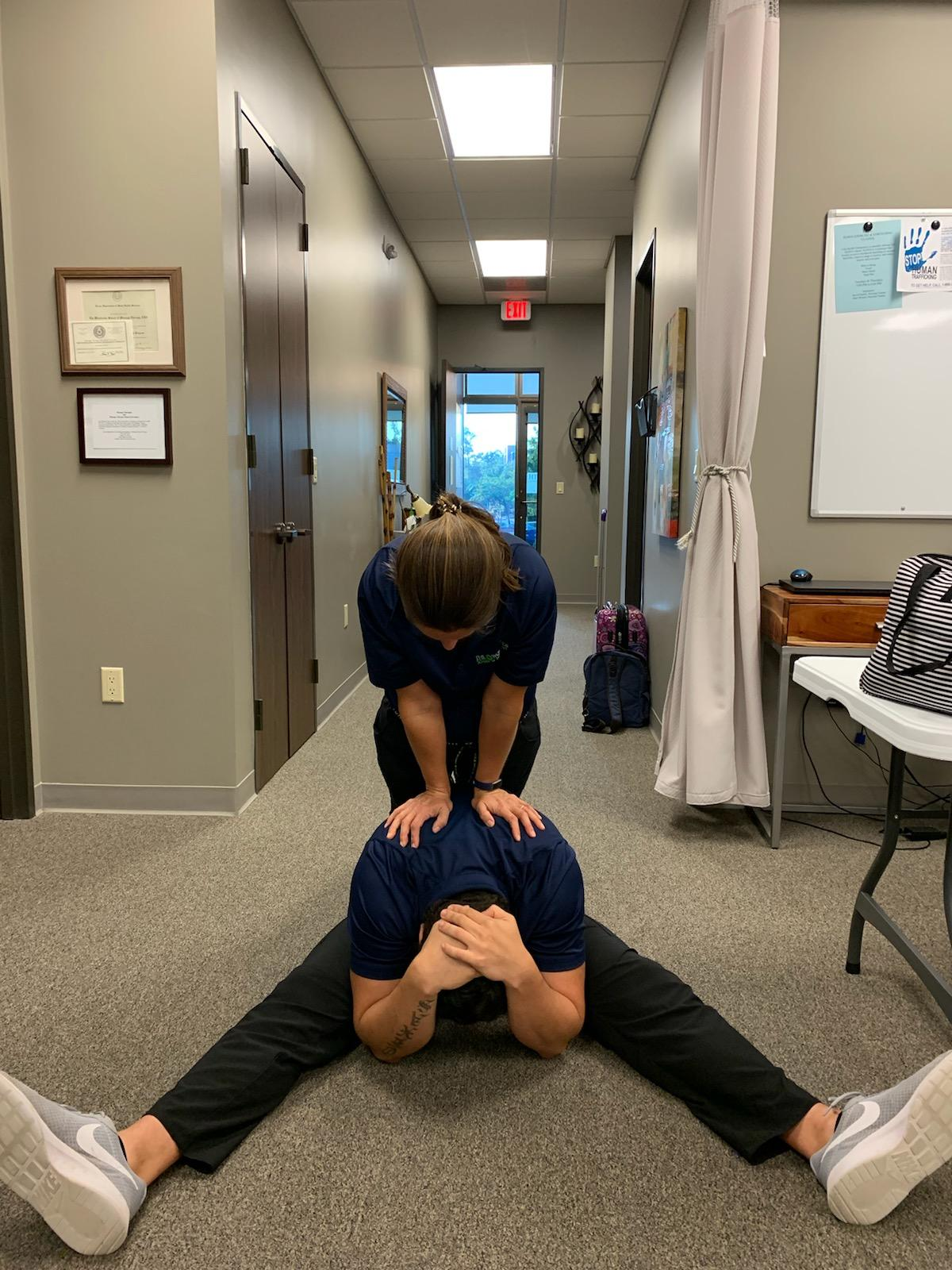 Human Layout Massage Therapy School in The Woodlands