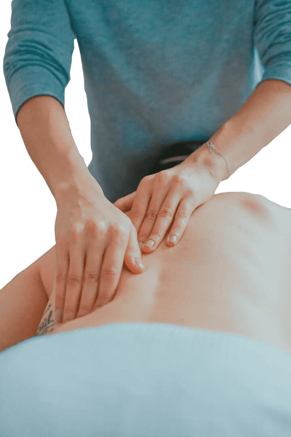 X-ray of the Spine Massage Therapist in The Woodlands