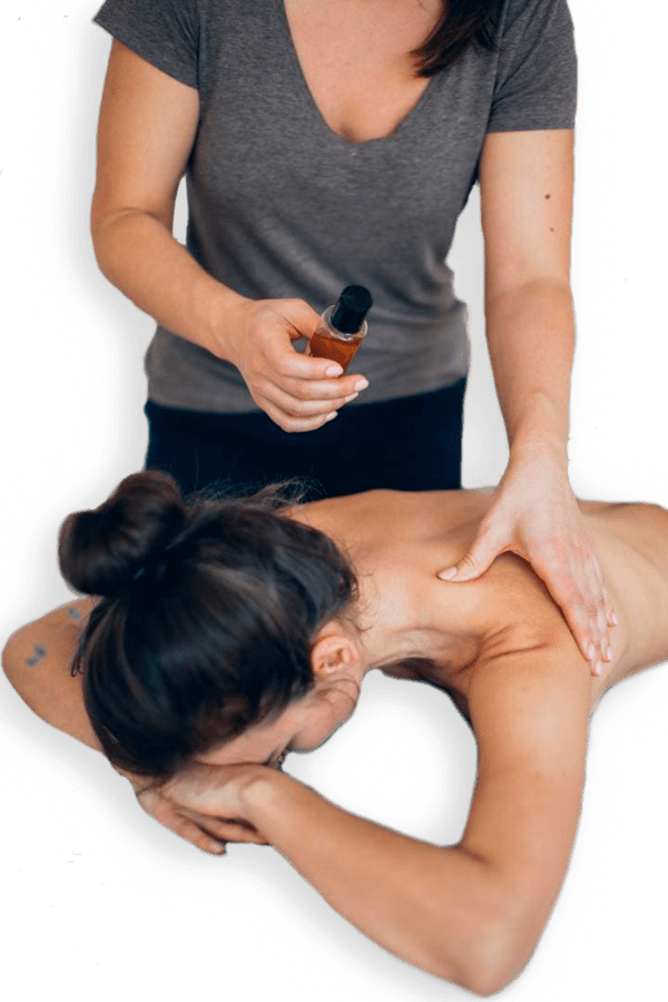 Spine Massage Massage Therapy School in The Woodlands