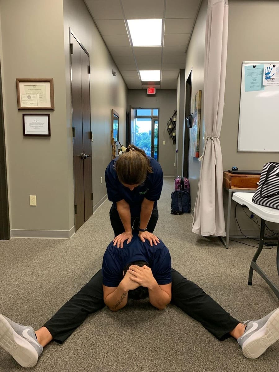 Massage Exercises Massage Therapist in The Woodlands