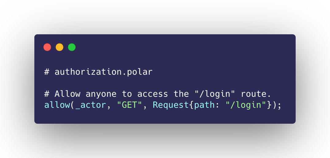 Add authorization to your Flask web app with Oso