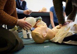 CPR Tranning ABM College