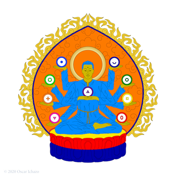 Divine Forms Meditation - The Telesmatta of Grace™
