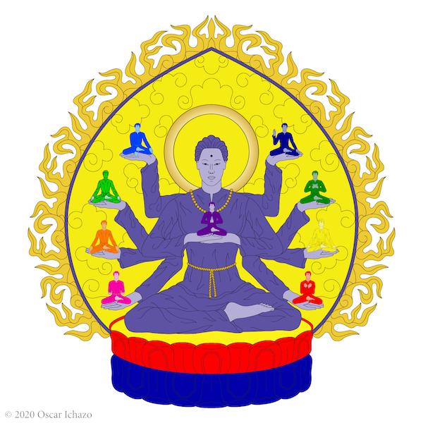 The Illuminative Mind, Supreme Minds of the Transcendental Divine Virtues™ (Sphere 6)