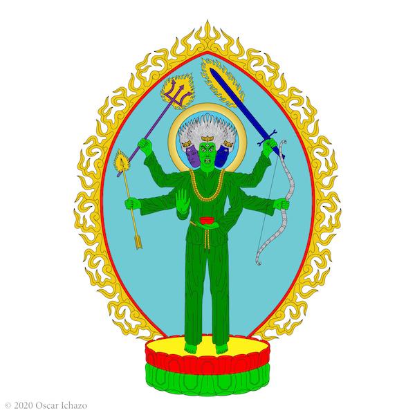 Ornamental Mind, Divine Gnoses of Transcendence™ (Sphere 3)