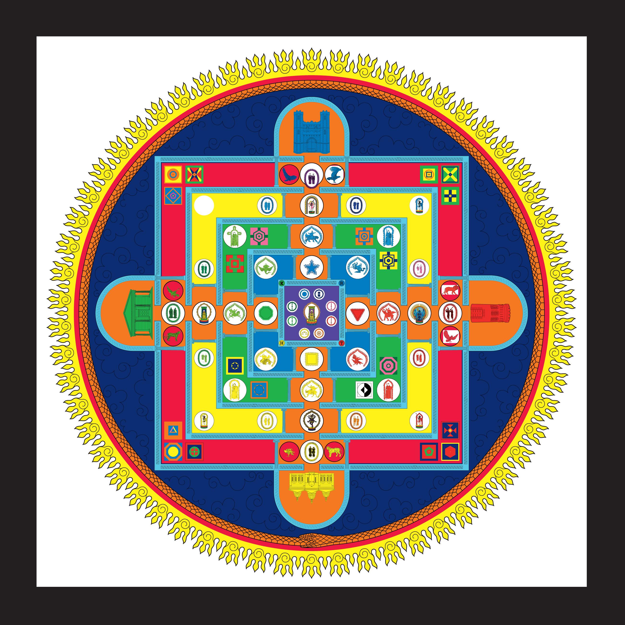 Mandala System of the Telesmatta of Truth™