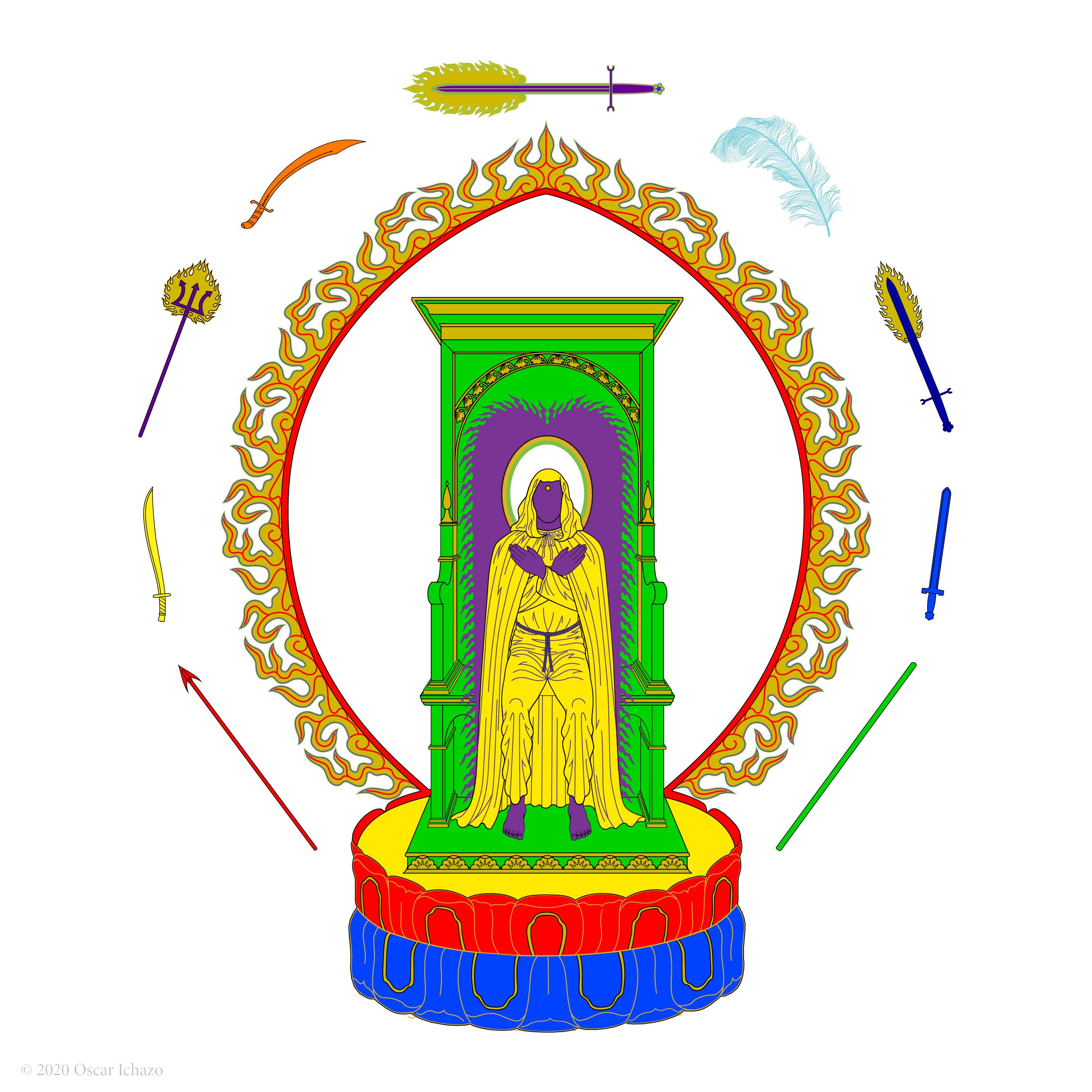 Transcendental Mind Contemplation and Vision™ (Sphere 1)