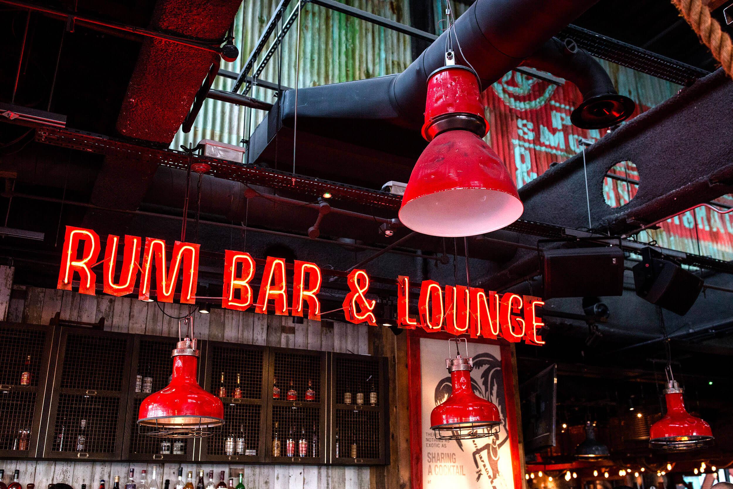 big easy rum lounge