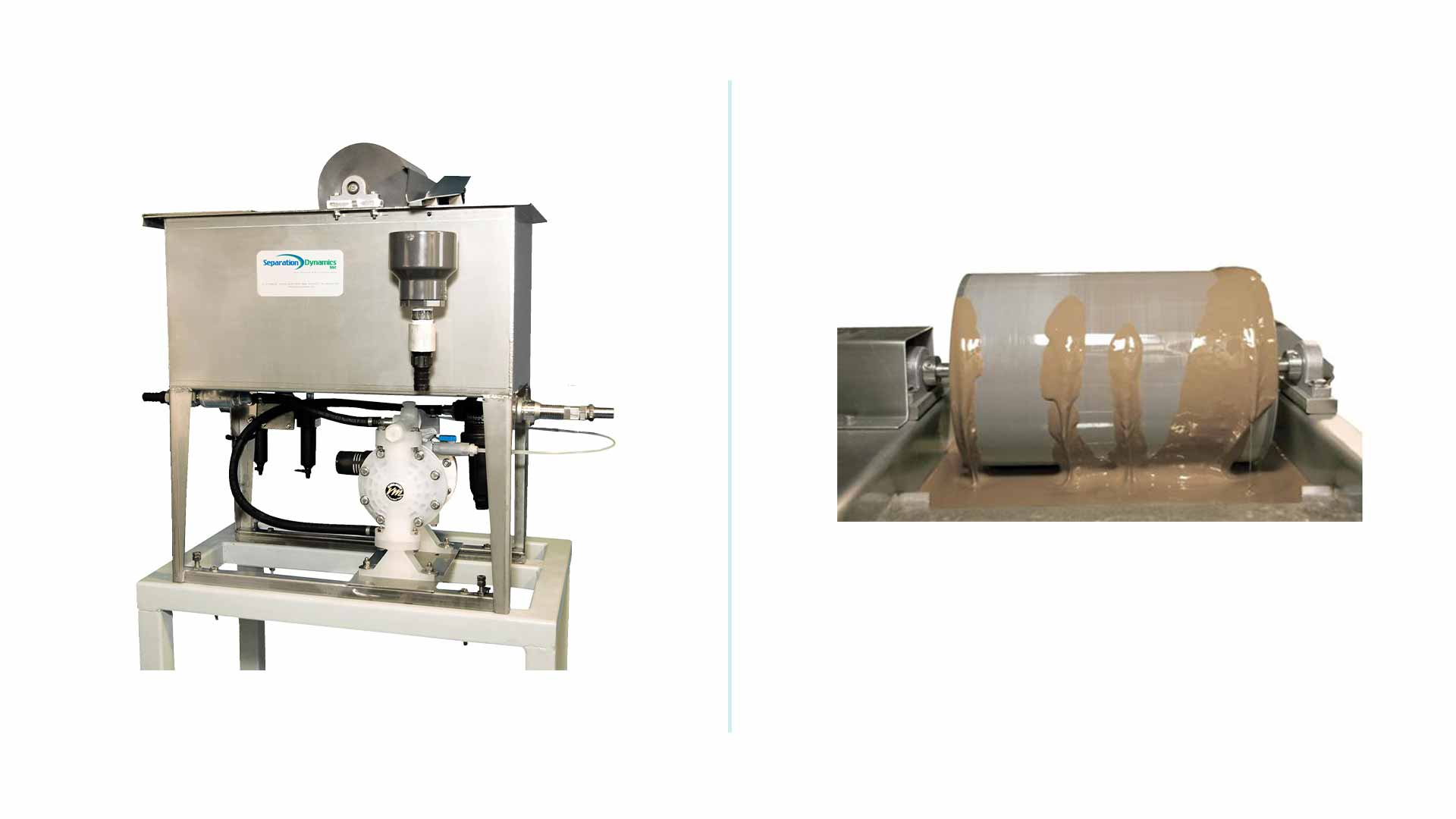 Skimzoil oil removal system