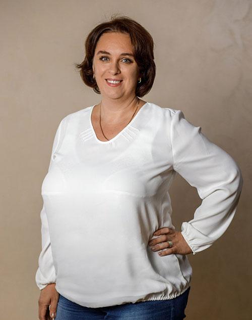 Пивоварова Ирина Сергеевна