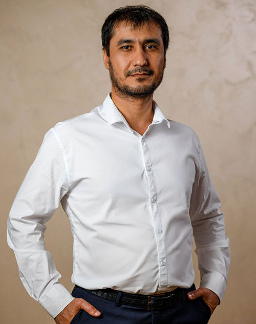 Муминов Мирзо Камаритдинович