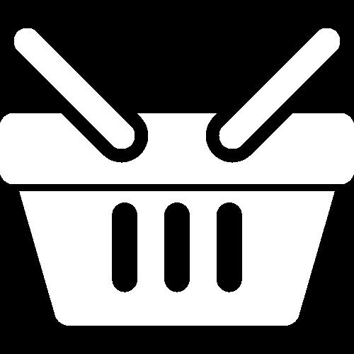 Icon eines Einkaufkorbs.