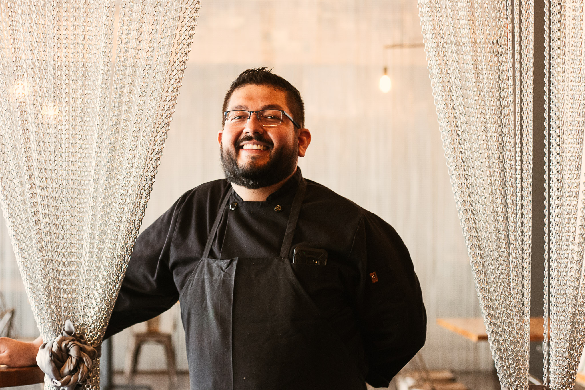 Chef Christian Flores Joins Café Whitney