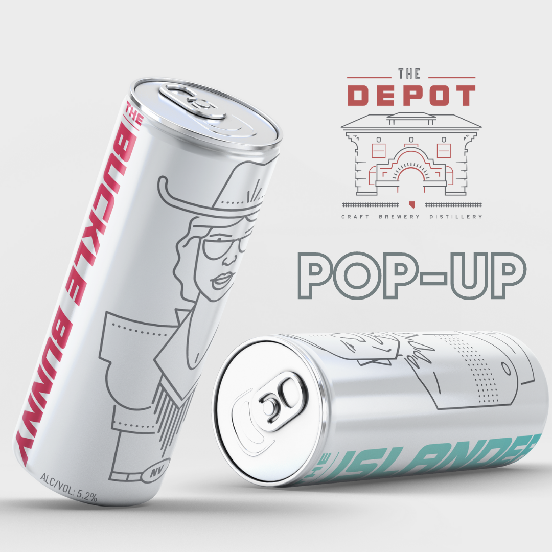 POP-UP WITH THE DEPOT
