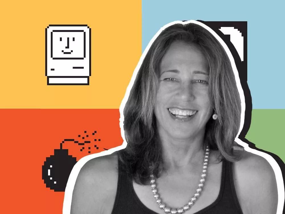 Women designer Susan Kare