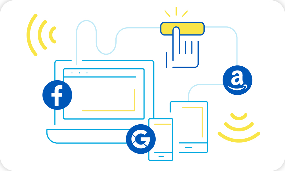 Create Parity between Your Advertising on Facebook & Google and the Open Web