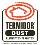 Termidor Dust Logo